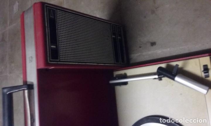 Radios antiguas: tocadiscos philips - Foto 5 - 126583987