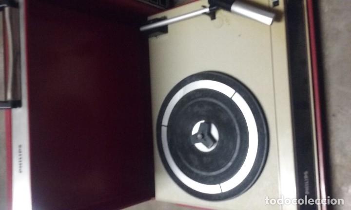 Radios antiguas: tocadiscos philips - Foto 6 - 126583987