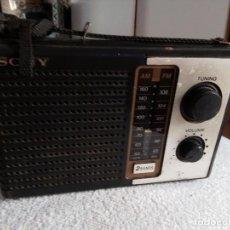 Radios antiguas: SONY ICF F 10. Lote 126812055