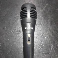 Radios antiguas: MICRÓFONO DINÁMICO. Lote 127482668