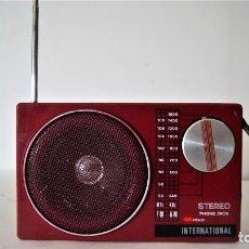 Radios antiguas: ANTIGUA RADIO INTERNATIONAL. Lote 127519027