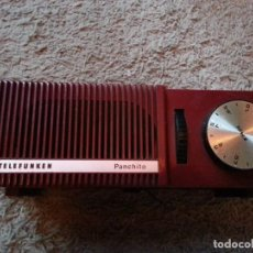 Radios antiguas: ANTIGUO RADIO TELEFUNKEN PANCHITO. Lote 127524399
