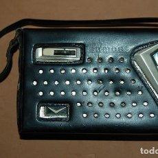 Rádios antigos: RADIO TRANSISTOR VANGUARD SAMOS GOLDEN LINE 1962. Lote 127793327
