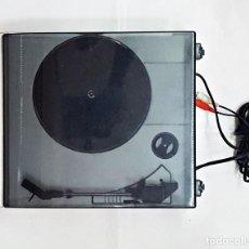Radios antiguas: PLATO GIRADISCOS KENWOOD P-110.. Lote 161836300