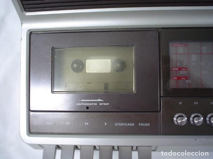 Radios antiguas: RADIO CASETE GRUNDIG RF 830 - Foto 6 - 127883199