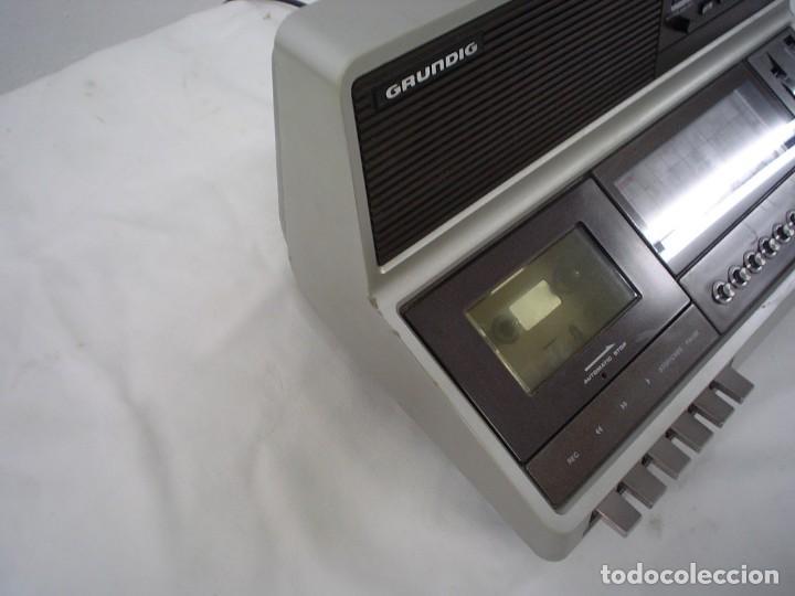 Radios antiguas: RADIO CASETE GRUNDIG RF 830 - Foto 10 - 127883199