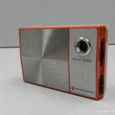 Radios antiguas: RADIO TRANSISTOR STANDARD SR F 408. Lote 127889807