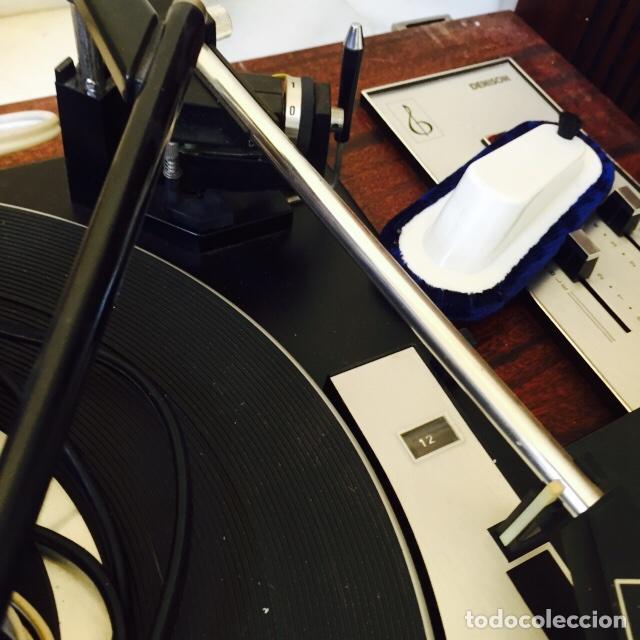 Radios antiguas: Tocadiscos emerson con sus altavoces en madera - Foto 9 - 127968656