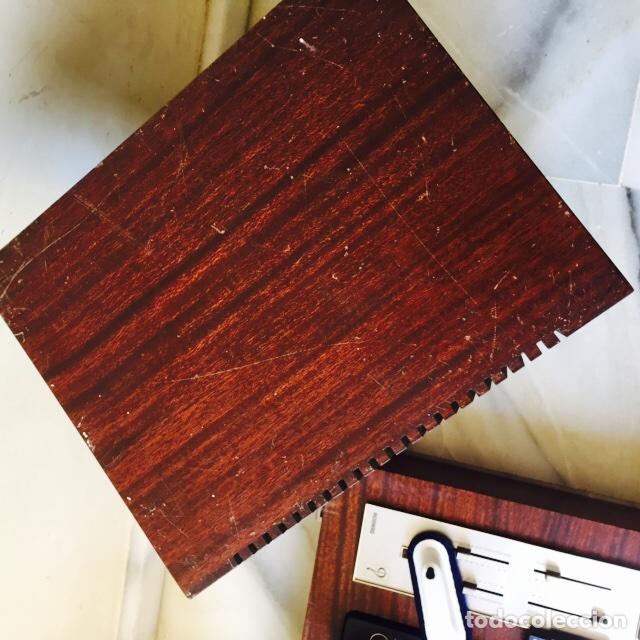 Radios antiguas: Tocadiscos emerson con sus altavoces en madera - Foto 14 - 127968656