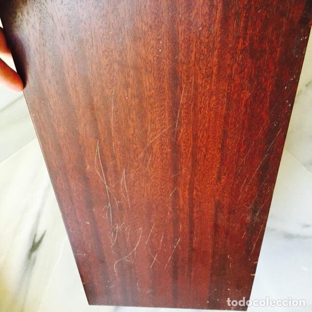 Radios antiguas: Tocadiscos emerson con sus altavoces en madera - Foto 17 - 127968656