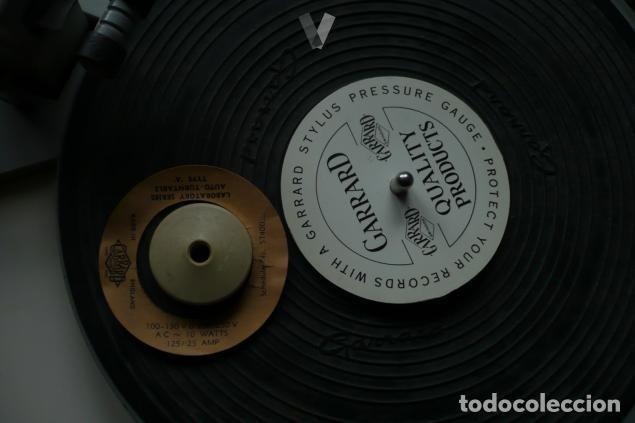 Radios antiguas: Garrard Type A - Foto 9 - 127969003