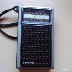 Radios antiguas: RADIO SANYO. Lote 128098299
