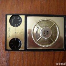 Radios antiguas: ANTIGUA RADIO TRANSISTOR FOUR STAR FUNCIONANDO. Lote 128258383