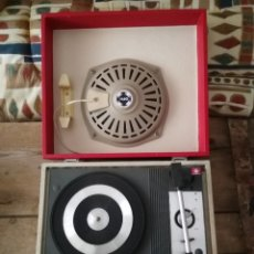 Radios antiguas: TOCADISCOS. Lote 128315687