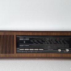 Radios antiguas: ANTIGUA RADIO GRUNDIG ORIGINAL DE EPOCA EN UN ESTADO IMPECABLE.. Lote 128639514