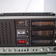 Radios antiguas: RADIO MULTIBANDAS GRUNDIG SATELLIT 3000. Lote 128670735