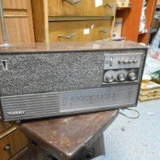 Radios antiguas: RADIO INTER TRANSISTOR 10 PERFECTA FUNCIONANDO. Lote 128818335