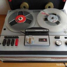 Radios antiguas: MAGNETOFON TELEFUNKEN 201 TS. Lote 128994623
