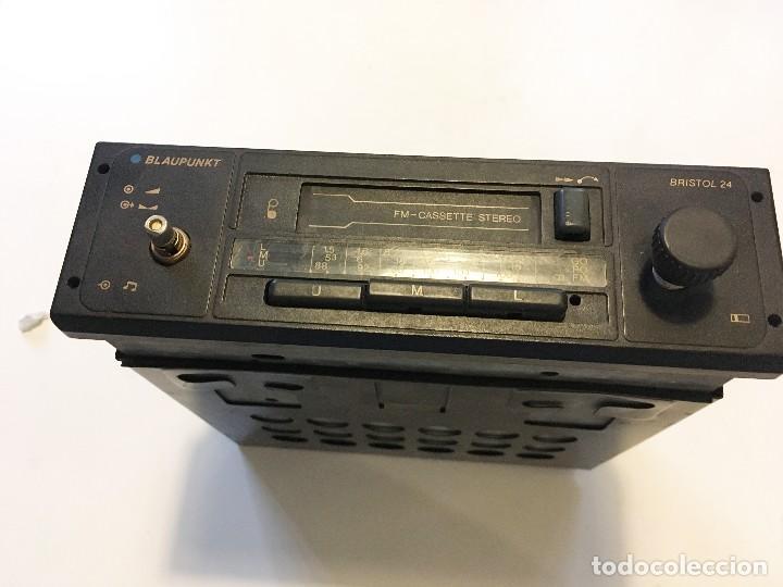5 RADIOS PARA COCHE (Radios, Gramófonos, Grabadoras y Otros - Transistores, Pick-ups y Otros)