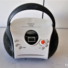 Radios antiguas: RADIO CD LENCO SCD 24 NUEVO. Lote 129284807
