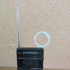 Radios antiguas: RADIO TRANSISTOR SONY ICF 17 FUNCIONANDO. Lote 129484008