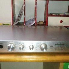 Radios antiguas: AMPLIFICADOR GRUNDIG SV-1000. Lote 129504867