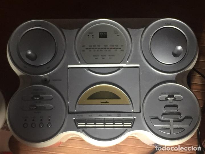 Radios antiguas: Radio cassette y cd Pepsi - Foto 5 - 129560771