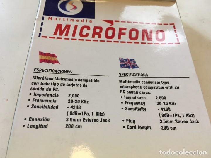 Radios antiguas: Micrófono de mesa - Foto 2 - 130127635