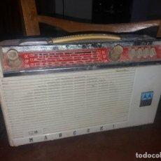 Radios antiguas: ANTIGUA RADIO MARCONI ESPAÑOLA S.A. Lote 130260906