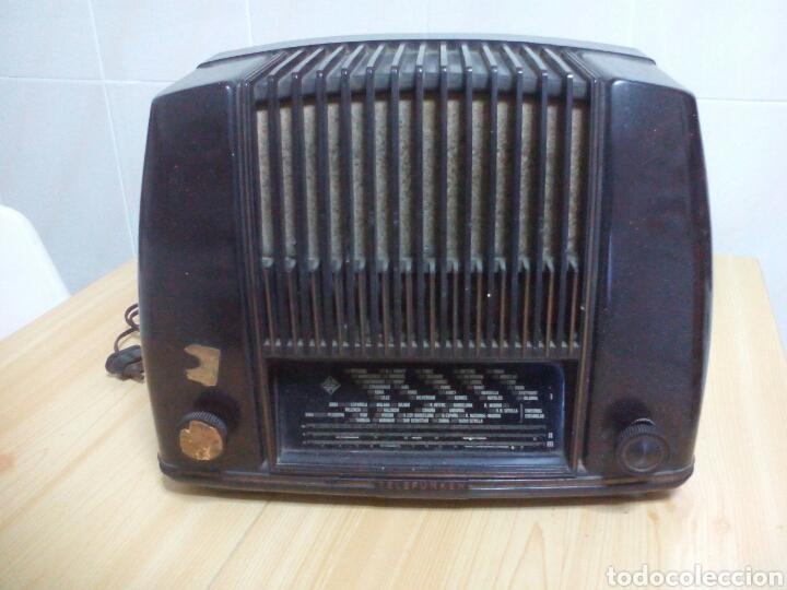 ANTIGUA RADIO TELEFUNKEN MODELO CANARIAS U-1265 (Radios, Gramófonos, Grabadoras y Otros - Transistores, Pick-ups y Otros)