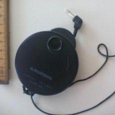 Radios antiguas: GRUNDIG COMPACT ANTENNA FOR SHORT WAVE. ANTENA DE RADIO PARA ONDA CORTA. Lote 130715279