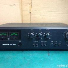 Radios antiguas: AMPLIFICADOR VINTAGE UNIVERSUM SYSTEM HIFI 6000 . Lote 130810740
