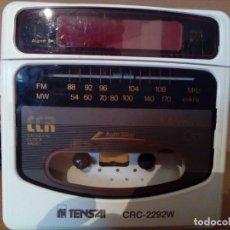 Radio antiche: RADIO CASSETE DESPERTADOR. Lote 131191752