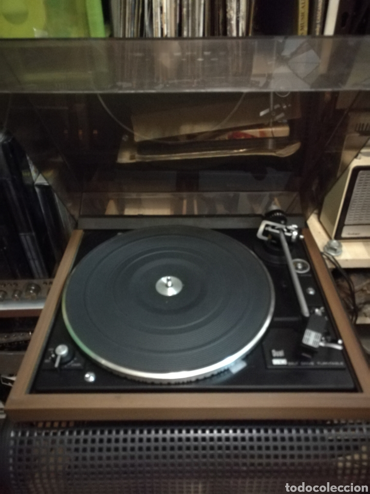 Usado, Rebajado!. Tocadiscos Dual 510, sonido vintage original. segunda mano
