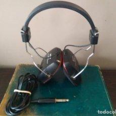Radios antiguas: SONY STEREO HEADPHONES DR-35 - AURICULARES SONY AÑOS 70. Lote 131628034