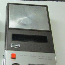 Radios antiguas: MAGNETOFON SANYO PARA DECORACION OP PIEZAS. Lote 131890122