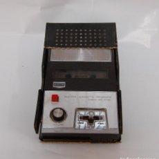 Radios antiguas: CASSETTE RECORDER SANYO. Lote 131981750