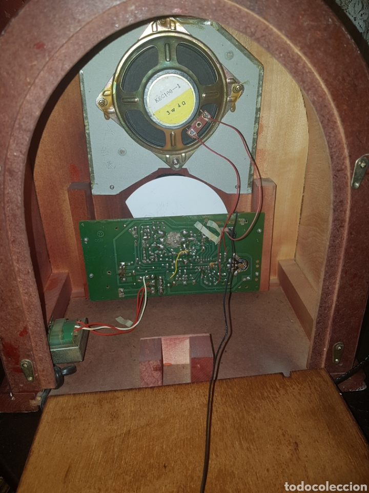 Radios antiguas: Radio Antigua Vintage. - Foto 3 - 127970156