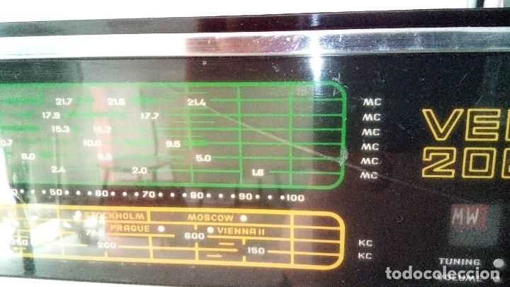 Radios antiguas: RADIO MULTIBANDAS VEF 206 - Foto 9 - 146029024