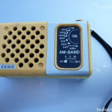 Radios antiguas: RADIO TRANSISTOR CASIO. Lote 132130829