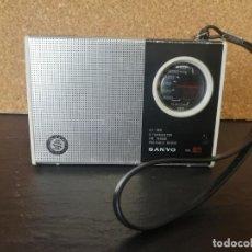 Radios antiguas: RADIO TRANSISTOR SANYO 6C 368. Lote 132402842