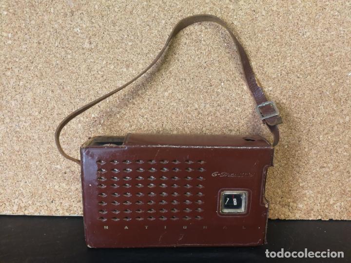 RADIO TRANSISTOR NATIONAL T50 (Radios, Gramófonos, Grabadoras y Otros - Transistores, Pick-ups y Otros)
