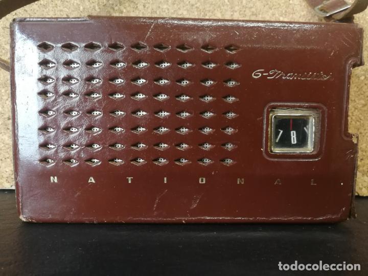 Radios antiguas: RADIO TRANSISTOR NATIONAL T50 - Foto 2 - 132403398
