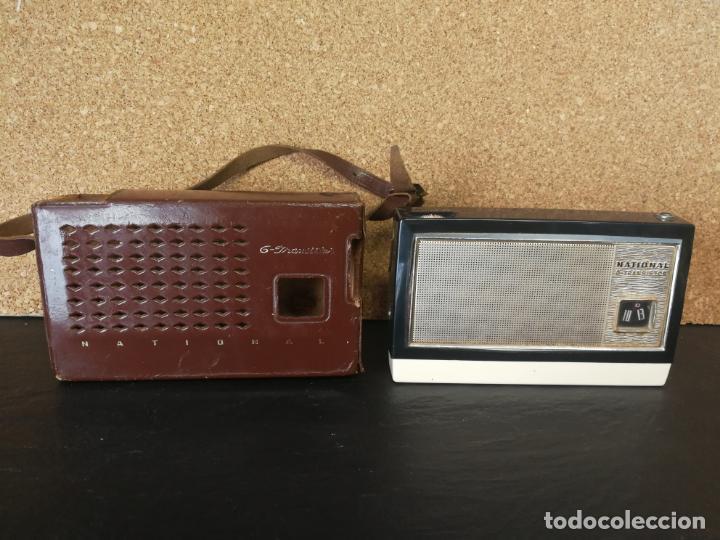 Radios antiguas: RADIO TRANSISTOR NATIONAL T50 - Foto 5 - 132403398