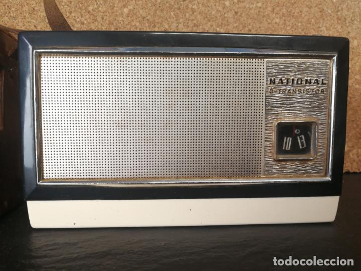 Radios antiguas: RADIO TRANSISTOR NATIONAL T50 - Foto 6 - 132403398