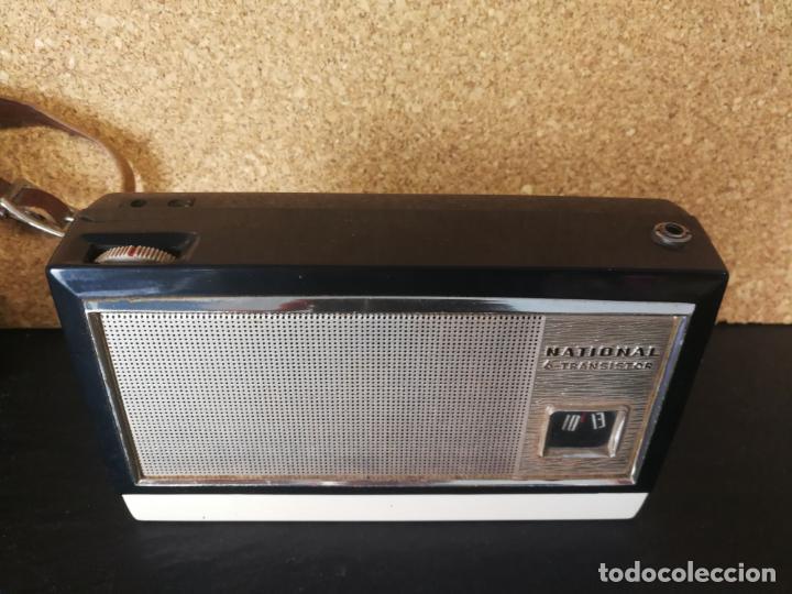 Radios antiguas: RADIO TRANSISTOR NATIONAL T50 - Foto 7 - 132403398