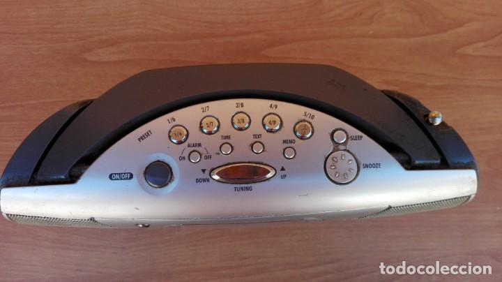 Radios antiguas: RADIO TRANSISTOR DIGITAL GRUNDIG CONCERT BOY 80 FUNCIONANDO - Foto 5 - 132572006