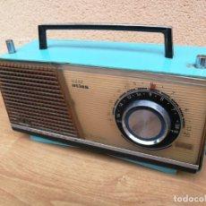 Radios antiguas: ANTIGUA RADIO TRANSISTOR AÑOS 70 VANGUARD SUPER ATLAS FUNCIONANDO. Lote 136433908