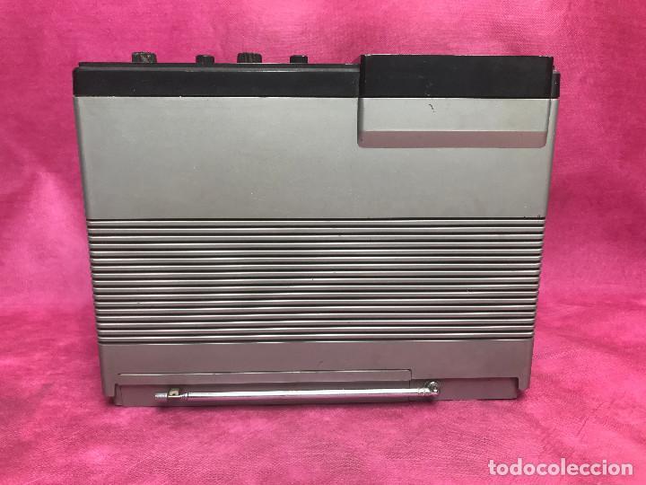 Radios antiguas: Radio-TV Años 70 de CROWN RADIO CORPORATION JAPON - Foto 5 - 139194349