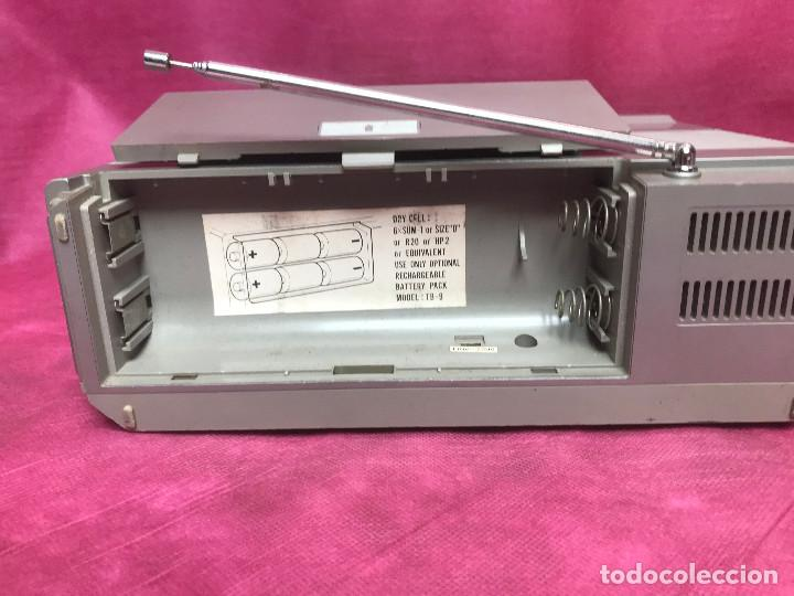 Radios antiguas: Radio-TV Años 70 de CROWN RADIO CORPORATION JAPON - Foto 6 - 139194349